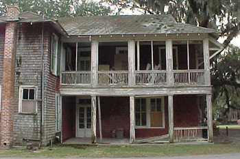 Crawford House / Tullis Toledano Manor - Biloxi, MS