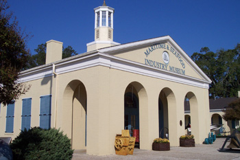 Maritime and Seafood Museum - Biloxi, MS