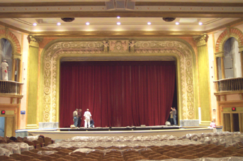 Saenger Theater Renovation